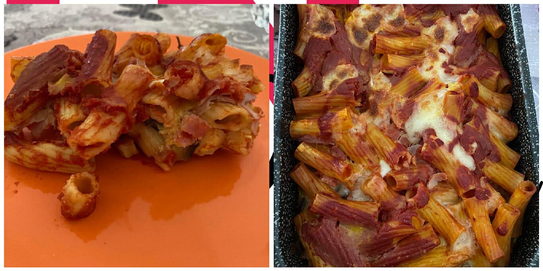 pasta al forno unfdonna