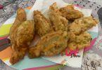 fiori di zucca ripieni ricetta unf