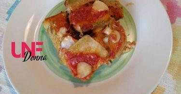 parmigiana di zucchine unfdonna