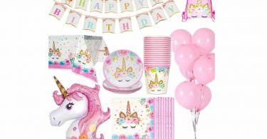 compleanno a tema unicorno
