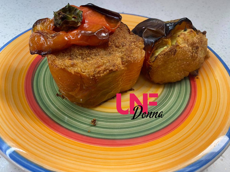peperoni ripieni patate tonno unfdonna