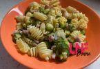 pasta fredda zucchine pancetta