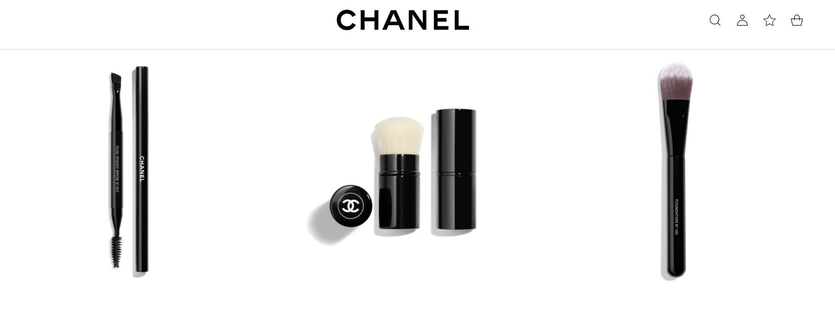 pennelli chanel