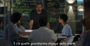 monologo dottor fanti