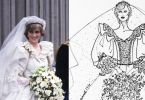 abito da sposa lady diana
