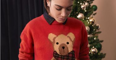 il maglione di elodie ovs