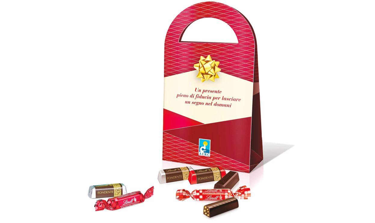 cioccolatini della ricerca regali natale
