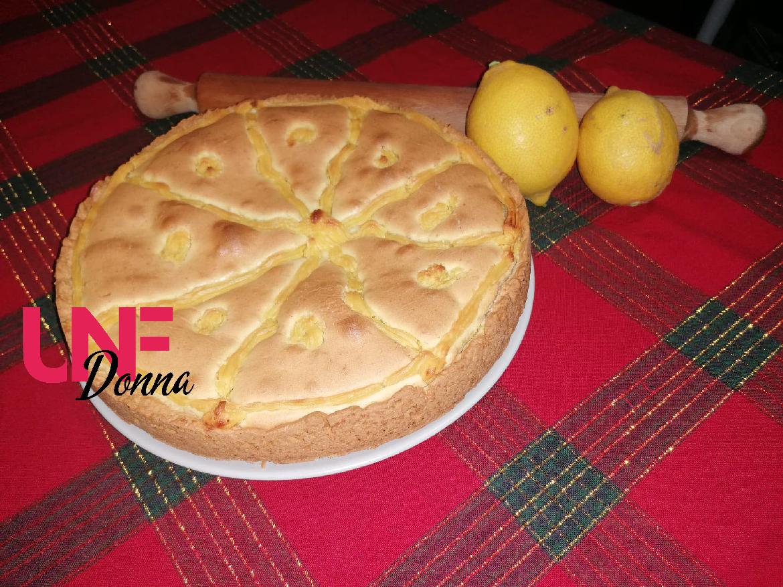 torta al limone senza lattosio