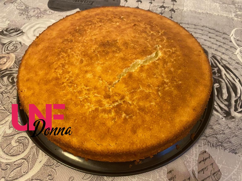 torta al cocco senza lattosio unfdonna