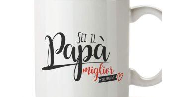 tazze personalizzate festa del papa