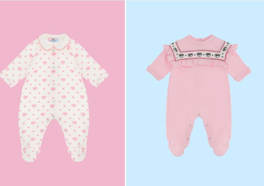 vestiti bambini collezione chiara ferragni