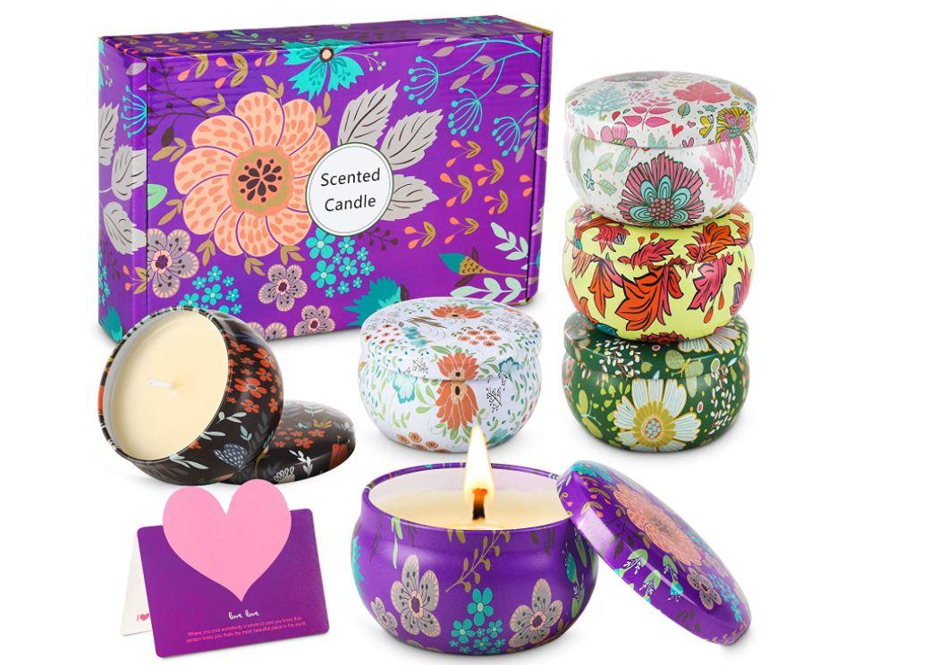 candele profumate festa mamma 1