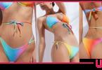 bikini arcobaleno calzedonia